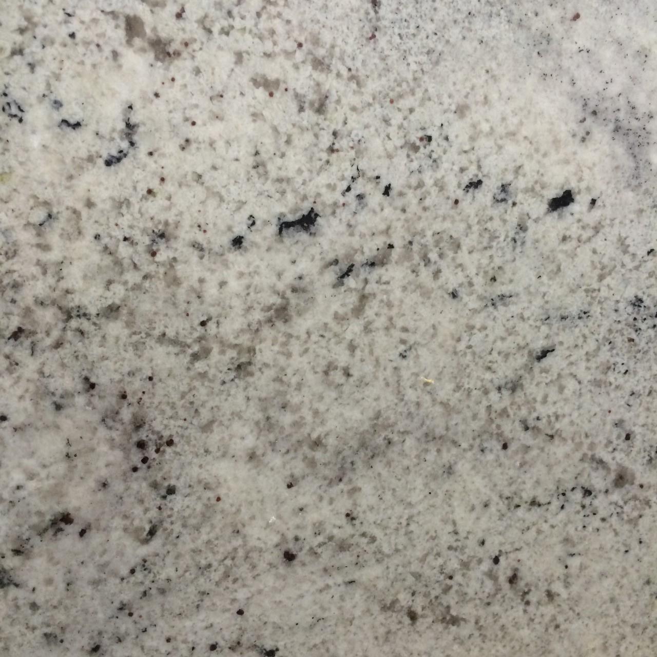 Bahamas White Leather 3cm